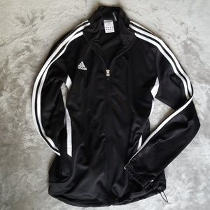 Classic Adidas Zip up